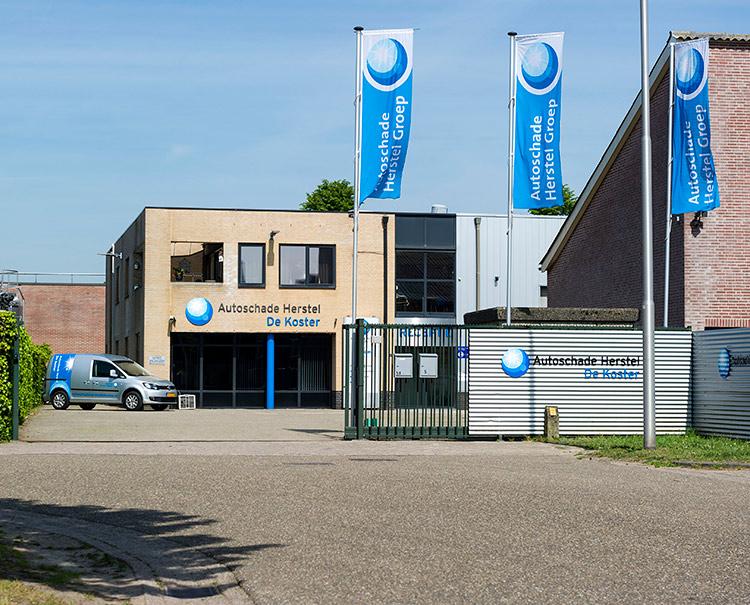 contact - Auto Schadeherstel De Koster - Udenhout